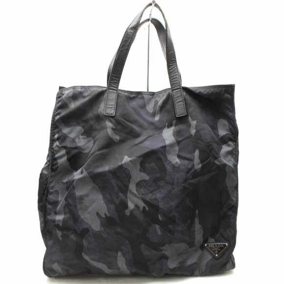15a10725681d Prada Bags | Camouflage Tote 867531 | Poshmark